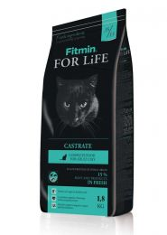 Fitmin Cat For Life Castrate