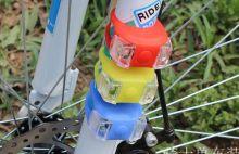 Фонарик габарит для велосипеда Синий