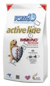 Forza10 (Форца10) Immuno Active (для собак с ослабленным иммунитетом)