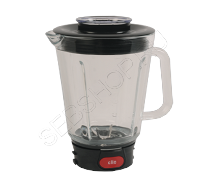 Чаша в сборе  для блендера МУЛИНЕКС (MOULINEX) LM233. Артикул MS-0A11951
