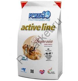 Forza10 (Форца10) Armonia (для собак всех пород с проблемами поведения (холерики), рыба)