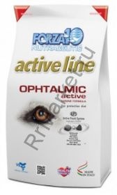 Forza10 (Форца10) Ophtalmic Active (лечение болезней глаз у собак) 4кг