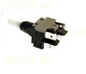 Кнопка сетевая для стиральной машины Аристон 4 контакта C00034349