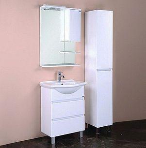 Комплект мебели для ванной Onika Элита 60 без Пенала