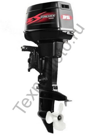 Лодочный мотор Zongshen T 35 FMS