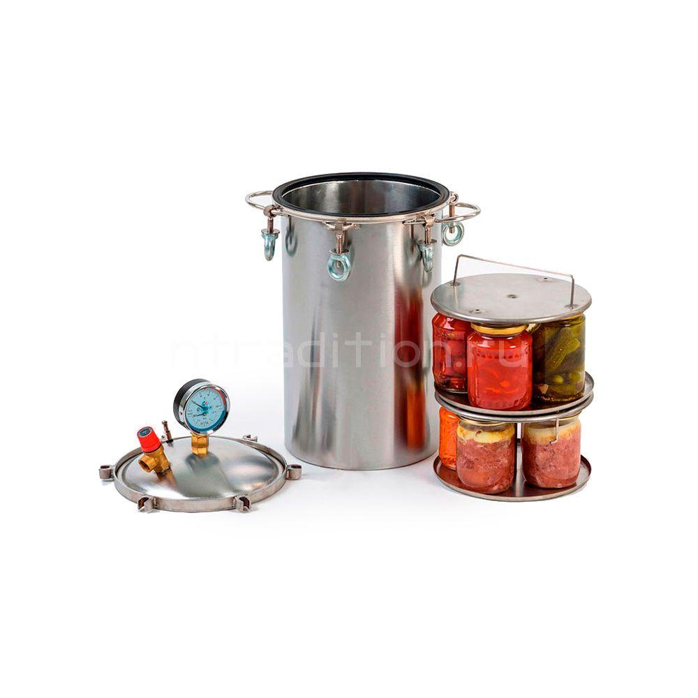 Автоклав Fansel (Фансел) для домашнего консервирования