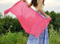 шелковый индийский шарф санкт-петербург, интернет магазин