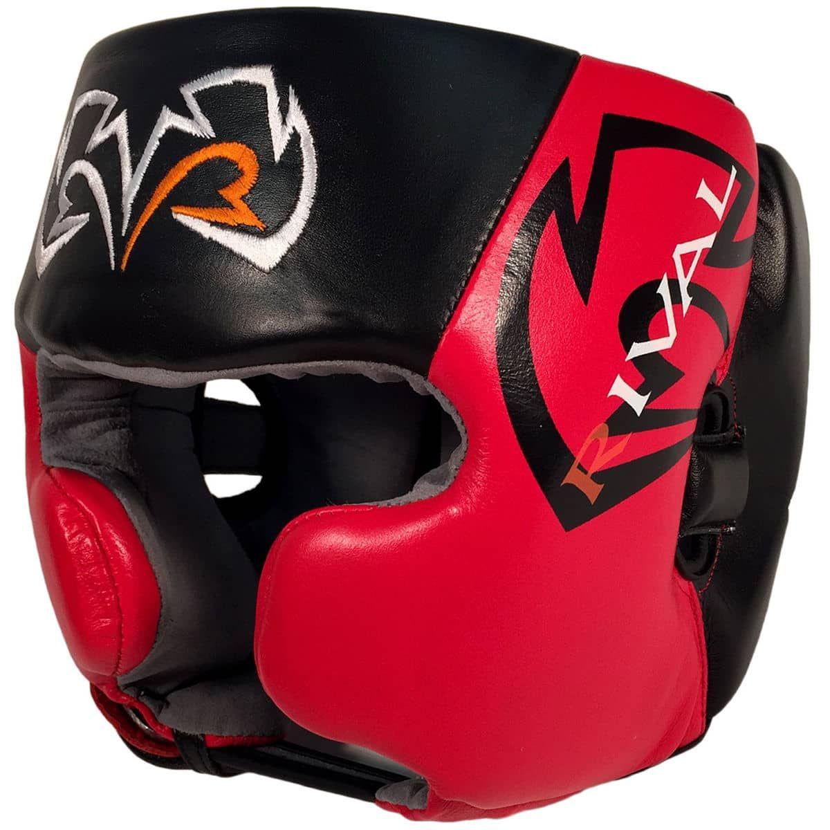 Боксерский шлем Rival Training - Red