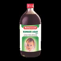 Кумари Асава №3 Байдьянатх детский тоник для печени   Baidyanath Kumariasava No. 3