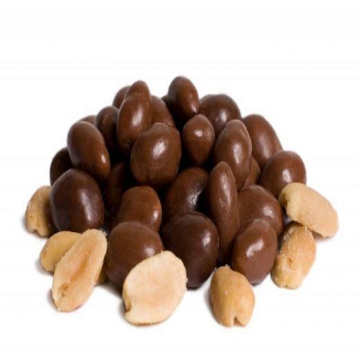 Арахис в темном шоколаде