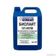 Биолайт ОП-95 ПМ / ополаскиватель посуды для посудомоечных машин / 5 л