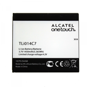 Аккумулятор Alcatel 4024D One Touch Pixi First (TLi014C7) Оригинал