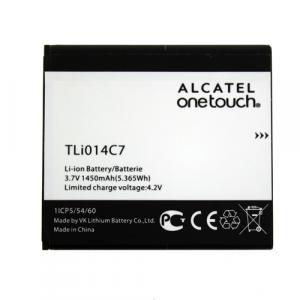 Аккумулятор Alcatel 4024D OneTouch Pixi First (TLi014C7) Оригинал