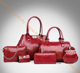 Набор сумок FR-06.2 Красная
