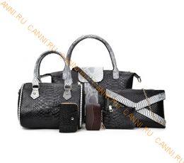 Набор сумок AM-06.1 Черная