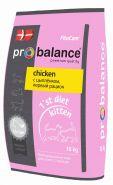 ProBalance Kitten Корм для котят, беременных и кормящих кошек (10 кг)
