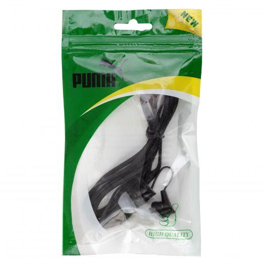 Наушники вакуумные Puma черный (в пакетике)