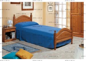 Кровать Алиса массив (любые размеры)