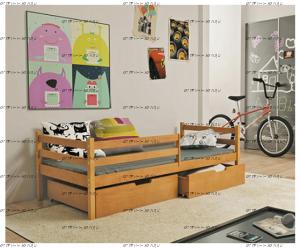 Кровать №1 массив, Любые размеры