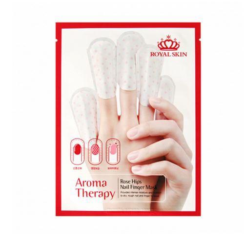 4Skin Маски для блеска и роста ногтей ROYAL SKIN Aromatherapy
