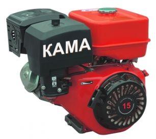 КАМА DM15K-Е (13 л.с. электростартер)