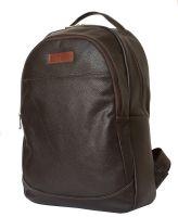 Кожаный рюкзак Faltona brown