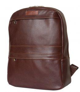 Кожаный рюкзак Tavolara dark terracotta