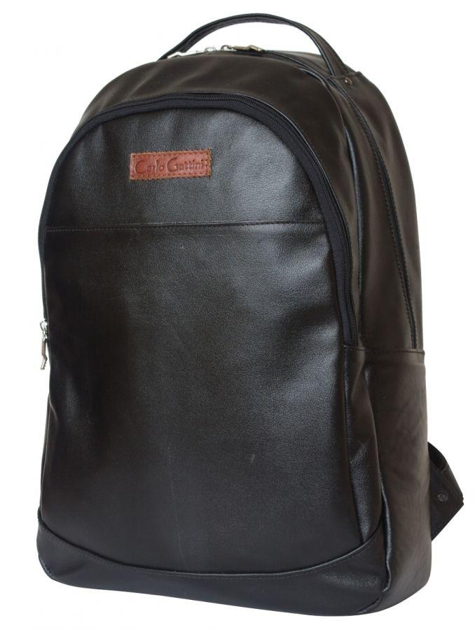 Кожаный рюкзак Faltona black
