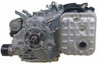 Zongshen ZS GB620FE (620 куб. см) одноцилиндровый бензиновый двигатель мощностью 21 л. с., электростартером и воздушным охлаждением, диаметр вала 25 мм. texnomoto.ru