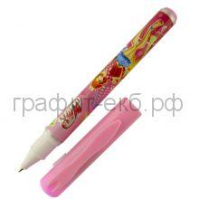 Ручка шариковая Winx фонарик MQ-162/W