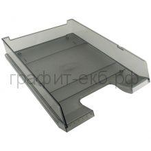 Поддон горизонтальный прозрачный серый HAN  1020/24