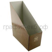 Поддон верт.Herlitz Montana коричневый картон 10418861