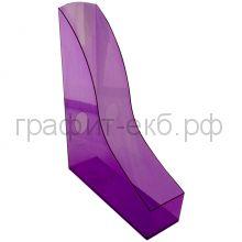 Поддон верт.прозр/фиолетовый Durable RACK BASIC 1701712992