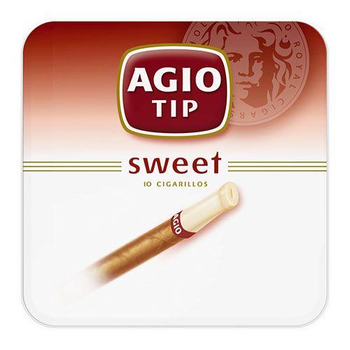 Сигариллы Agio Tip Sweet