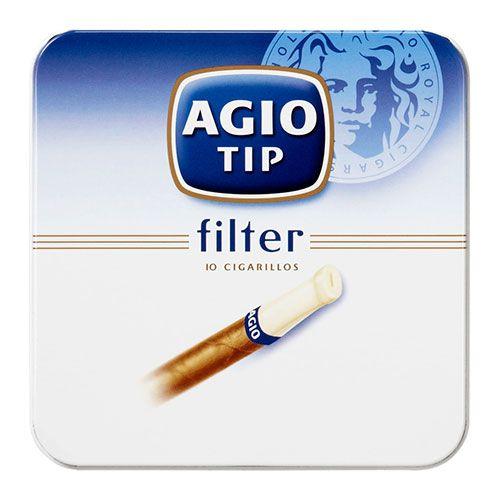 Сигариллы Agio Tip Filter
