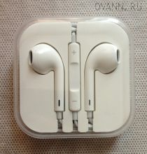 Копия Apple EarPods С Разъёмом 3,5 мм