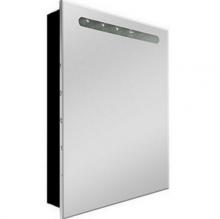 Зеркало-шкаф Roca Victoria Nord Black 60 ZRU9000099 R черный