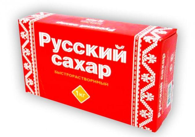 Сахар-рафинад Русский 1кг