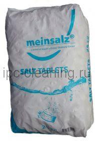 Соль пищевая  таблетированная NEUCHATEL  в мешках по 25 кг