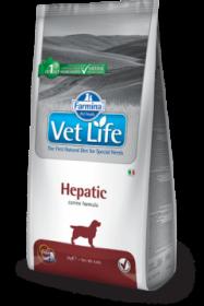 Vet Life Dog Hepatic( Вет Лайф Гепатик)
