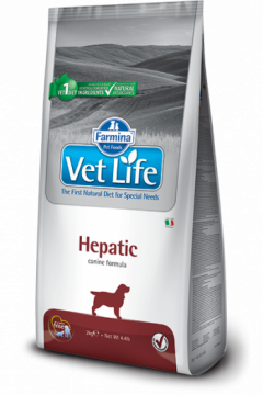 Vet Life Dog Hepatic (Вет Лайф Гепатик)