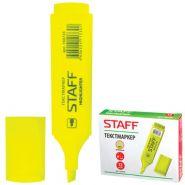 Текстмаркер 1-5мм STAFF Manager лимонный скошенный након/12 150728