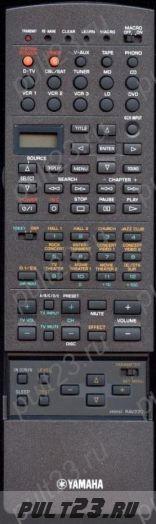 YAMAHA RAV220, DSP-AX1, RX-V1
