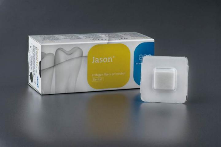 Jason collagen fleece 20*20 мм