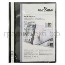 Скорос-ль А4 Duraplus 2579 черный