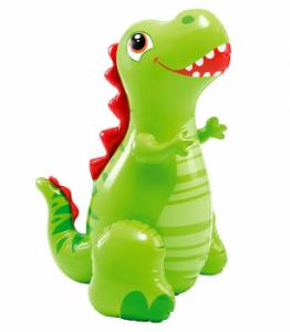 Надувная игрушка-фонтан Дино, 70х53 см
