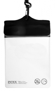 Сумка-чехол от брызг воды, 17х14 см