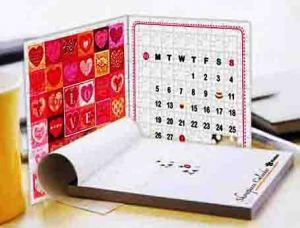 Пазл Вечный календарь Любовь