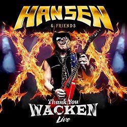 KAI HANSEN Thank You Wacken [CD/DVD DIGI]