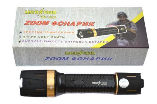 Фонарь-электрошокер YB-1320
